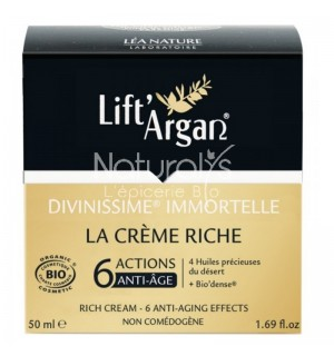 CREME RICHE DIVINISSIME IMMORTELLE - 50 ML