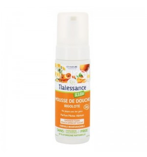 MOUSSE DE DOUCHE PECHE ABRICOT - 150 ML