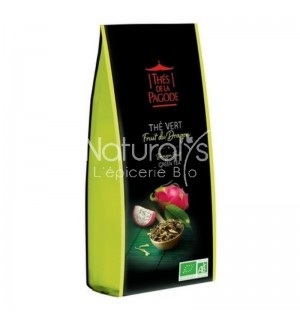 THE VERT FRUIT DU DRAGON - 100 GR