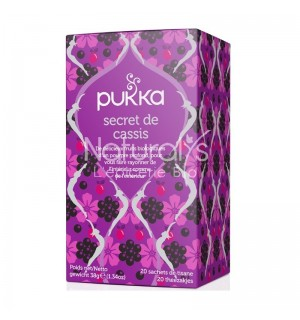 PUKKA SECRET DE CASSIS - 20 X 1.8 GR