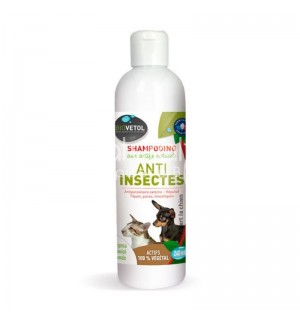 SHAMPOOING ANTI-INSECTES - 240 ML