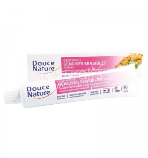 DENTIFRICE GENCIVES SENSIBLES AUX PLANTES - 75 ML