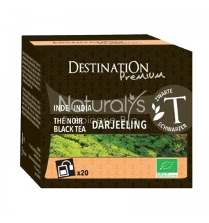 INFUSETTES THE NOIR DARJEELING - 20 X 2 GR
