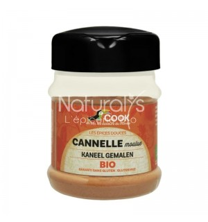 CANNELLE MOULUE - 80 GR