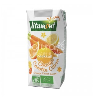 TETRA ORANGE CAROTTE CITRON - 20 CL
