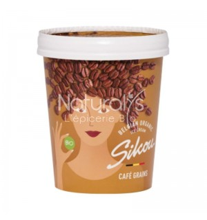 CREME GLACEE AUX GRAINS DE CAFE - 500 ML