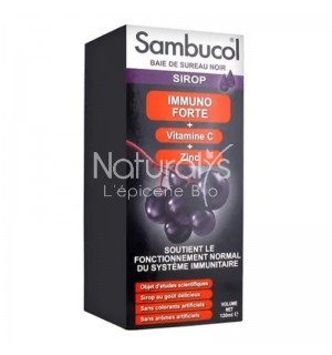 SAMBUCOL IMMUNOFORTE - 120 ML