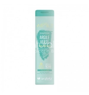SHAMPOING ARGILE VERTE MIEL ALOE ORANGE - 200 ML