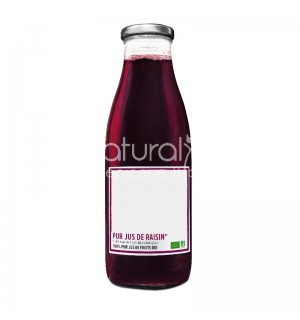 JUS DE RAISIN ROUGE - 1 L