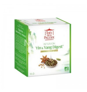 INFUSION YING YANG DIGEST - 18 INFUSETTES X 1.8 GR