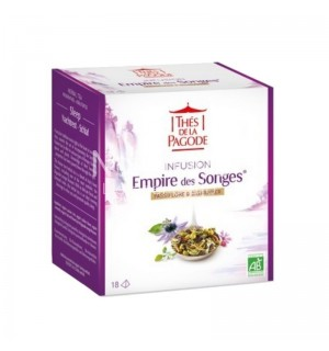 INFUSION EMPIRE DES SONGES - 18 INFUSETTES X 1.8 GR