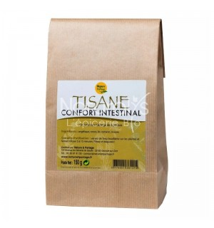TISANE POUR LE  CONFORT INTESTINAL - 150 GR