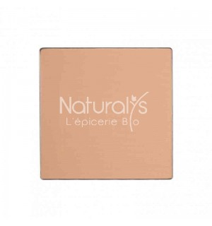 RECHARGE MAQUILLAGE POUDRE COMPACT WARM SAND