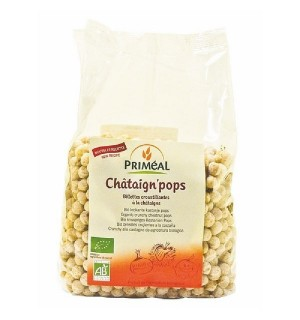 CHATAIGN' POPS - 200 GR