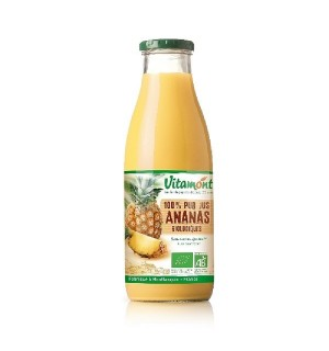 JUS D'ANANAS  - 75 CL