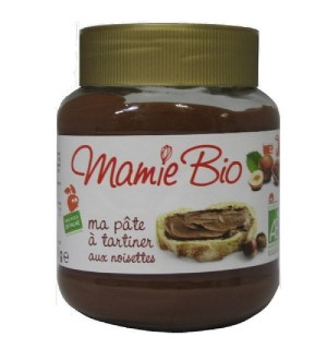 PATE A TARTINER CHOCOLAT NOISETTES - 750 GR
