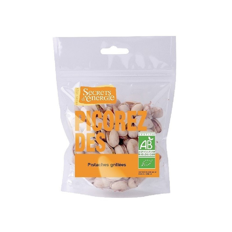 PISTACHES GRILLEES - 125 GR