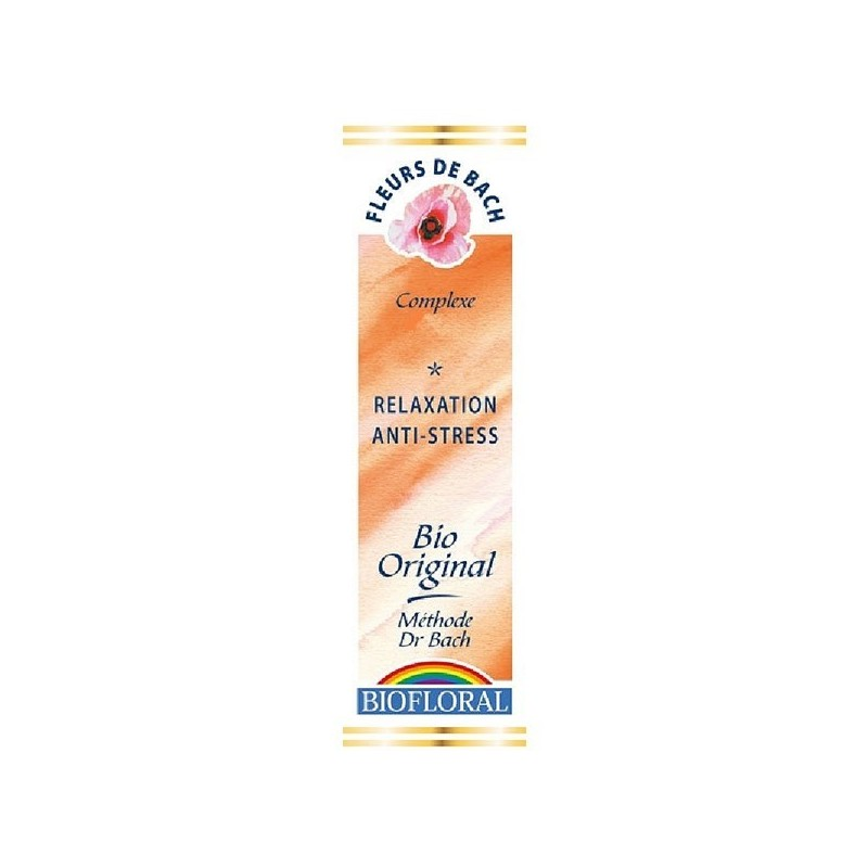 COMPLEXE RELAXATION ANTISTRESS NUMERO 9 GRANULE - 10 GR