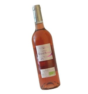CHATEAU GRAND RENARD ROSE - 75 CL