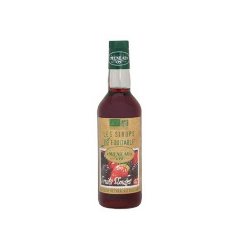 SIROP DE FRUITS ROUGES - 50 CL
