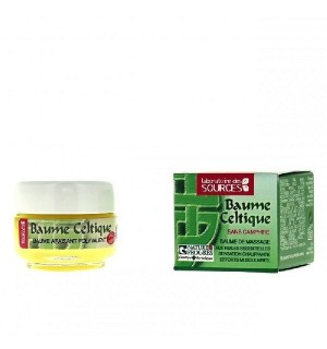 BAUME CELTIQUE SANS CAMPHRE - 15 ML