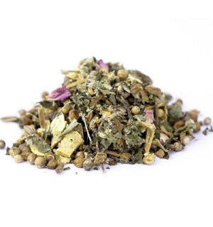 TISANE DE PLANTES - LE SECRET DE MISS BIKINI - 120 GR