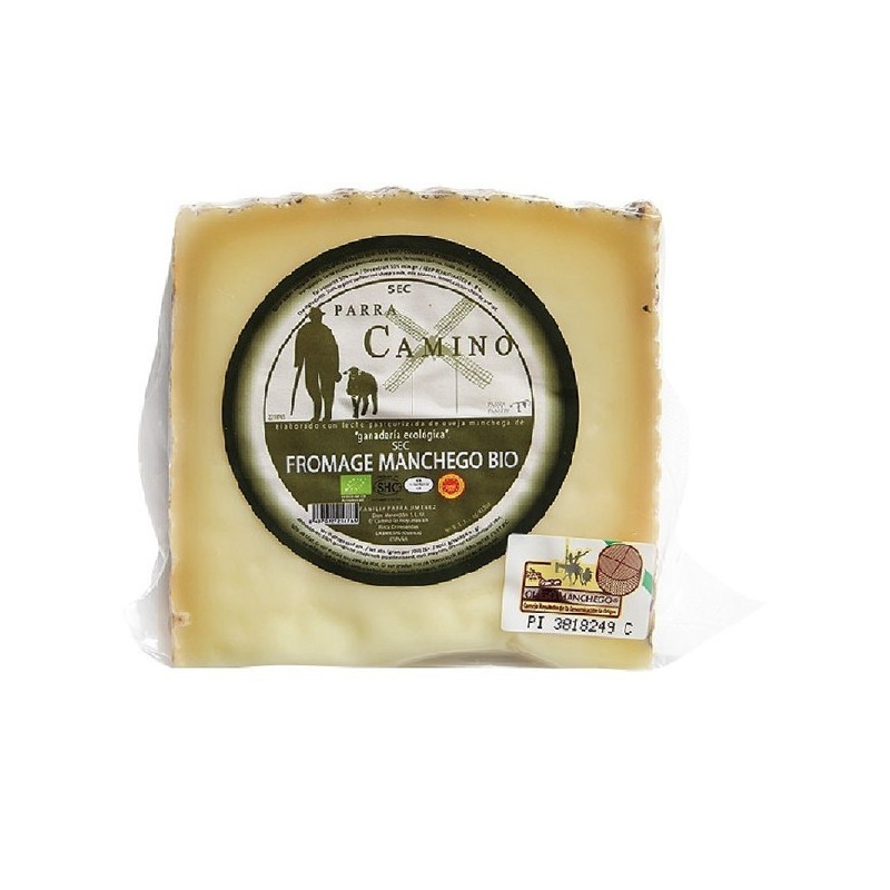 FROMAGE MANCHEGO 28 % MG/PF- 200 GR