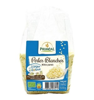 PERLES BLANCHES - 500 GR