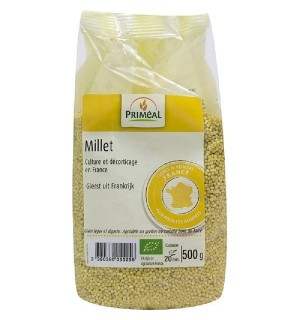 MILLET DECORTIQUE FRANCE - 500 GR