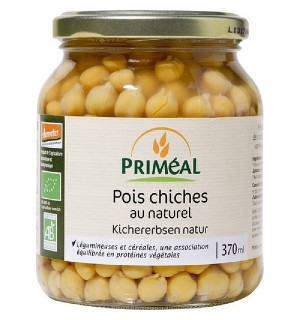 POIS CHICHES DEMETER - 370 ML