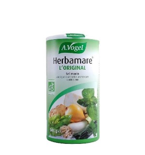 HERBAMARE SEL AUX LEGUMES & HERBES - 500 GR