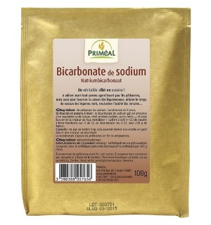 BICARBONATE DE SODIUM - 100 GR