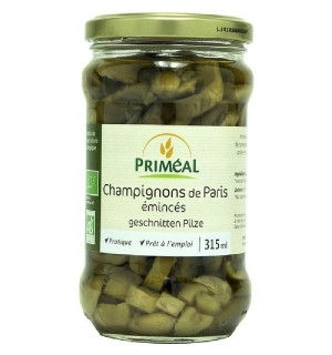 CHAMPIGNON DE PARIS EMINCES - 315 ML