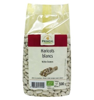 HARICOTS BLANCS - 500 GR