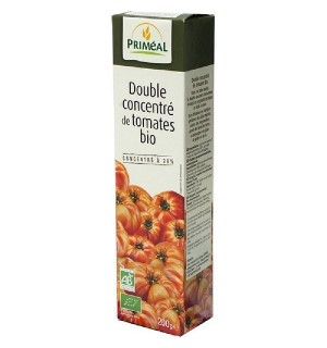 DOUBLE CONCENTRE TOMATE - 200 GR