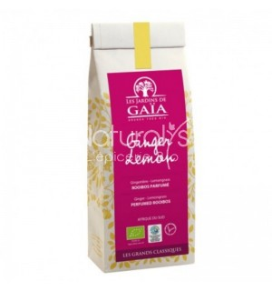 ROOIBOS GINGEMBRE CITRON - 100 GR