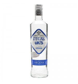 VODKA 37.5% UTKINS ORGANIC - 70 CL