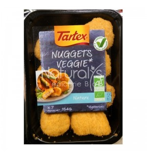 NUGGETS VEGGIE NATURE - 154 GR