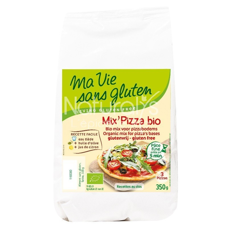 MIX PIZZA - 350 GR