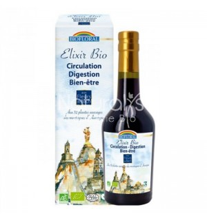 ELIXIR CIRCULATION DIGESTION BIEN ETRE - 37,5 CL