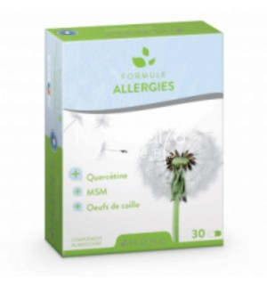 ALLERGIES - 30 CAPSULES VEGETALES