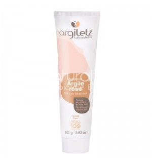 MASQUE ARGILE ROSE - 100 GR