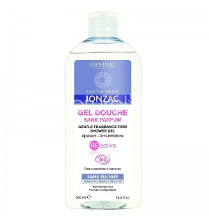 GEL DOUCHE REACTIVE SANS PARFUM - 500 ML
