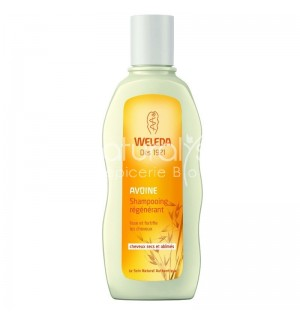 SHAMPOING A L'AVOINE - 190 ML