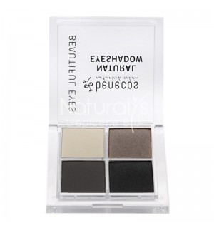 FARD A PAUPIERES 4 COULEURS SMOKEY EYES