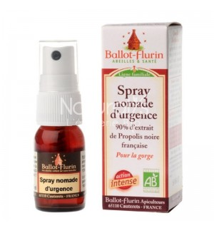 SPRAY D'URGENCE NOMADE - 15 ML