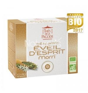 THE EVEIL D'ESPRIT MORRI AU JASMIN - 30 INFUSETTES