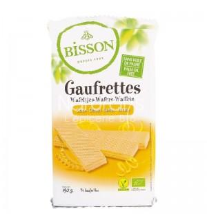 GAUFRETTE CITRON  - 190 GR
