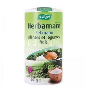 HERBAMARE SEL AUX PLANTES ET LEGUMES - 250 GR