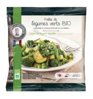 POELEE DE LEGUMES VERTS - 450 GR
